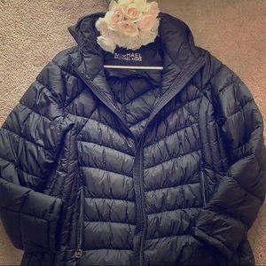Black Michael Kors Jacket 😍❤️❤️this Jacket!!!!